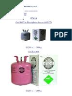 Gas r410a y r417a