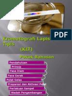 Kromatografi Lapis Tipis Presentasi