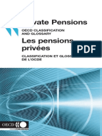OECD Pension Glossary