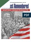 Holocaust Remembered, Volume 1