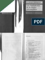 Etchegoyen Horacio R - Los Fundamentos de La Tecnica Psicoanalitica