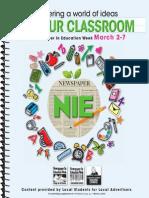 Newspaper in Education Week 2015
