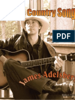 James Adelsberger CD Review by E.H. King-February 2015