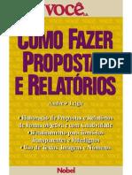 VOCÊ S.A. - Como Fazer Propostas e Relatórios.pdf