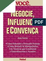 VOCE S.a. - NNegocie, Influencie e Convencaegocie, Influencie e Convenca