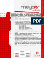 Folleto Meycor COBIT Suite