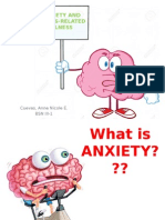 Anxiety and Stress-related Illness