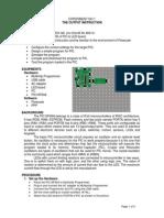 Exp1(Output Instruction)