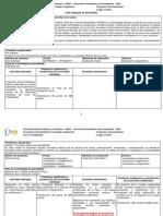 Guia Integrada de Curso Probabilidad 2015-1