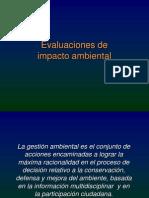 Clase 6a Evaluaciones de Impacto Ambiental (1)