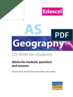 Geog Help Guide
