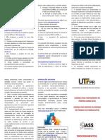 Divulgação LTS e LTPF Folder