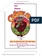 Cashflow 101 Game Instructions Home Pages 1 to 30