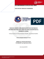 Rodriguez Johanna Analisis Sistema Informacion Tienda Ropa Segmento Juvenil