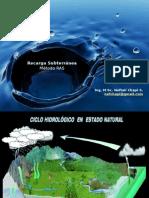 Método RAS - Agua Subterranea