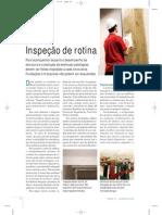Artigo Techne Inspeção de Rotina