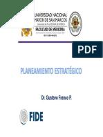 Diapositivas de Planeamiento Estrategico