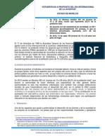 """Estadísticas a Propósito Del Día Internacional de La Juventud"""""""