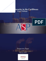 Energy Security in the Caribbean