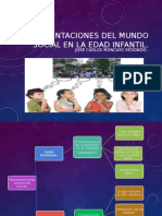 Representaciones Del Mundo Social en La Edad Infantil Sexto Semestre (1)