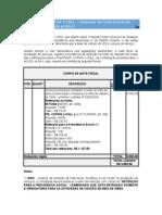 Exemplo de NotaEXEMPLO DE NOTA FISCAL Fiscal