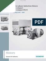 Catalogo de Motores H Compact-HCompact Plus