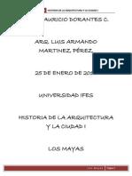 La Arquitectura Del Mundo Maya