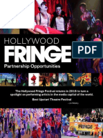 2015 HFF Sponsorship Packet