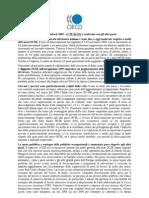 Employment Outlook 2009 – L'ITALIA a confronto con gli altri paesi
