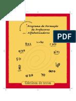 Programa de Formação de Professores Alfabetizadores