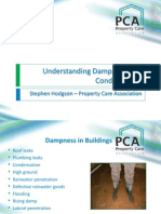 Understanding Dampness and Condensation