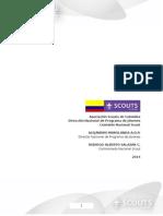 Guia Del Dirigente de Tropa 2014