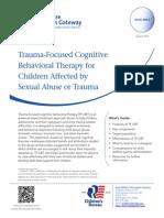Terapia Centrada en El Trauma Detalle Del Proceso