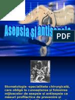 CURS 2-Asepsia Si Antisepsia