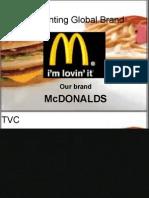 McDonalds Presentation