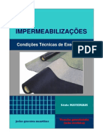 Impermeabilizacoes