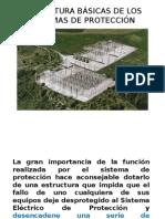 Estructura Sistemas de proteccion