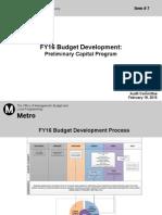 Budget Presentation 2