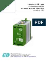 1.1.-CDA Serie CD3000S 1 fase 15-110A SSR+HB