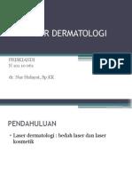 Laser Dermatologi