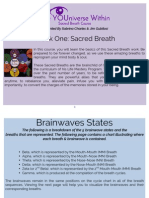 The YOUniverse Within Sacred Breath Course