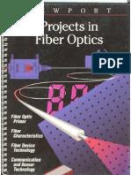Proyects in Fiber Optics