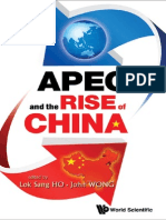 Lok Sang Ho-APEC and the Rise of China -World Scientific Publishing Company (2011)