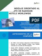 Aprendizaje orientado al cliente en Radisson Hotels Worldwide.pptx