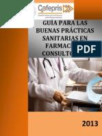 Guia Practicas Sanitarias en Farmacias y Consultorios