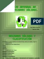 Manejo Integral de Los Residuos Solidos manejo Integral de Los Residuos Solidos