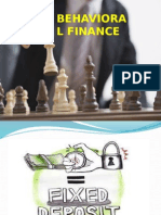 Fixed Deposits (Ppt)