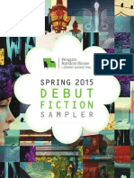 Spring 2015 Debut Fiction Sampler