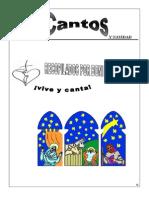 Cantos de Adviento y Navidad en Cuaderno1