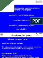 CONCRETO ARMADO - Cálculo de Pilares
